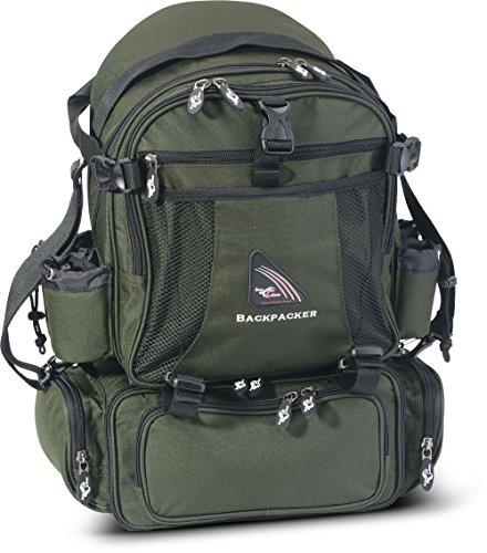 Backpacker-Rucksack Test