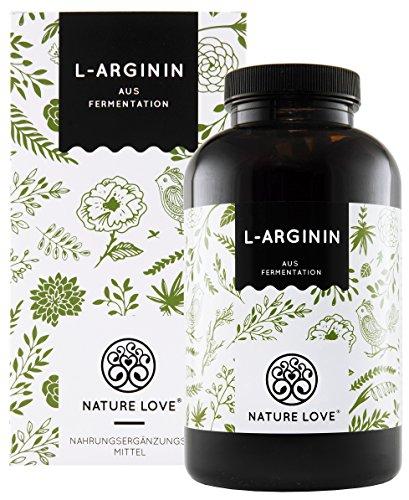 L-Arginin Test