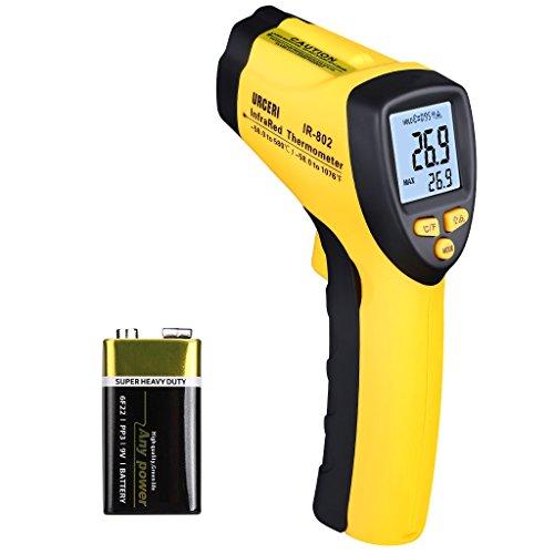 Infrarot-Thermometer Vergleich