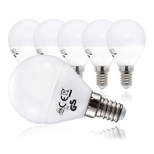 LED-Lampen Test