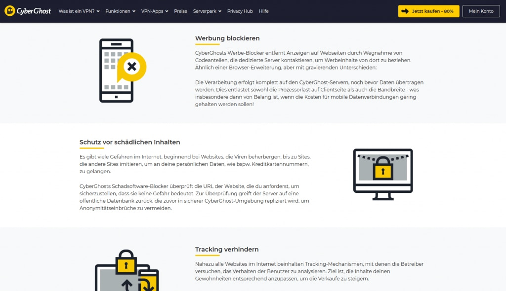 VPN-Softwares