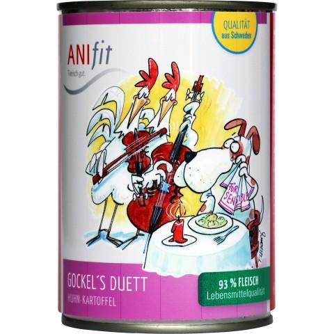 """ANIfit Gockel`s Duett + 10% Gutschein """"gesund10″"""