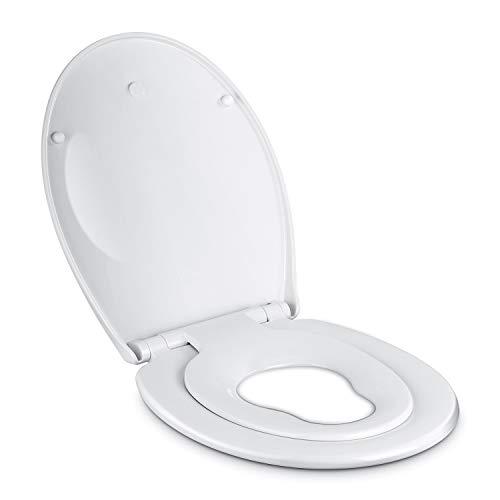 WC-Sitz mit Absenkautomatik Test