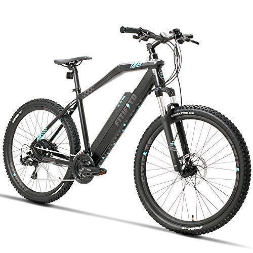 Elektro-Mountainbike Test
