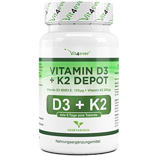 Vitamin D3 Vergleich