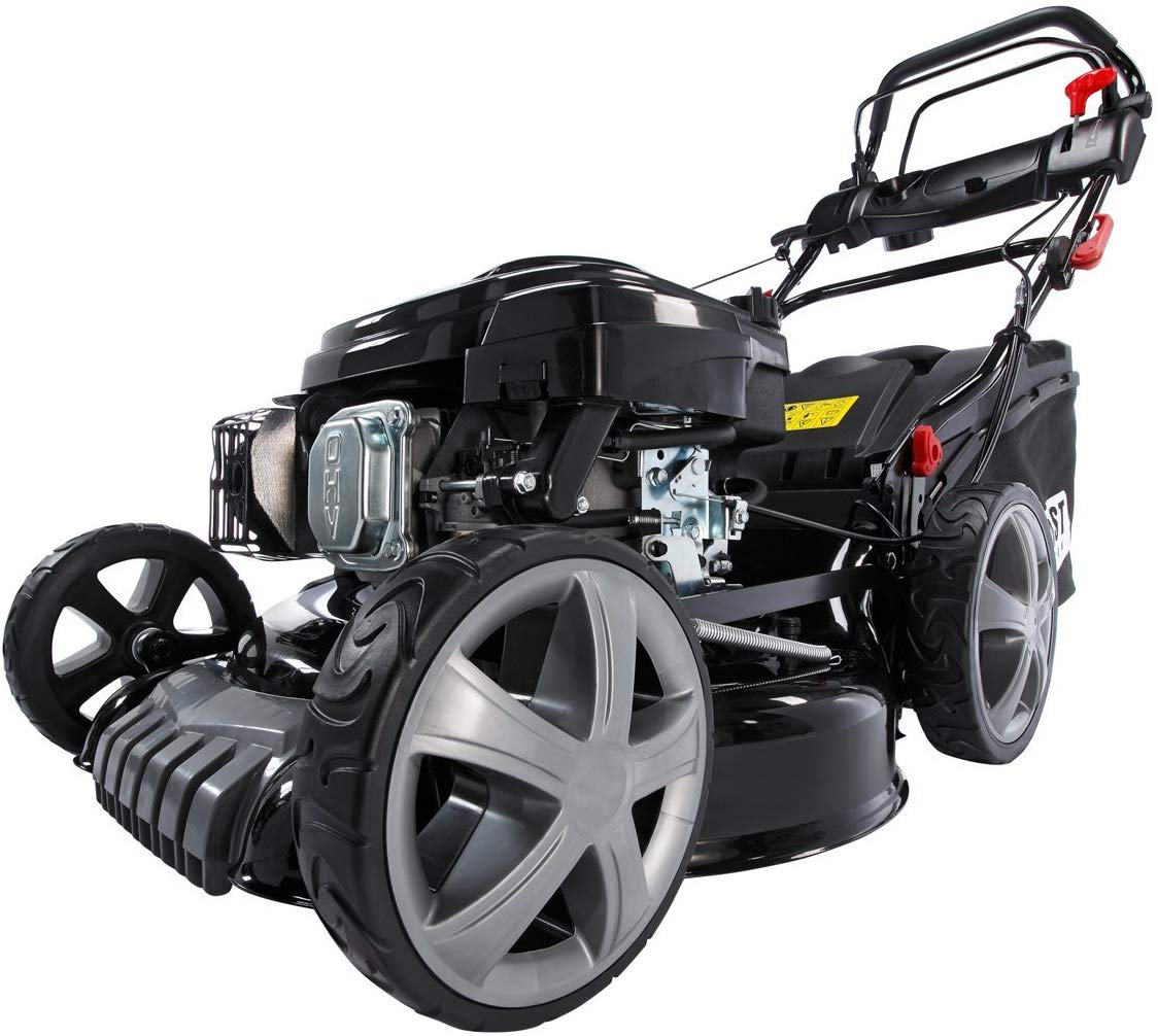 Batterie Akku Rasenmäher mit Elektostarter 12 V 2,5 Ah für  Chassis-Montage