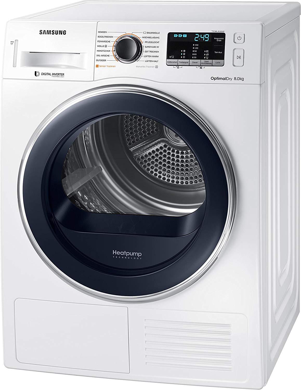 Samsung DV5000 DV81M5210QW/EG Wärmepumpentrockner