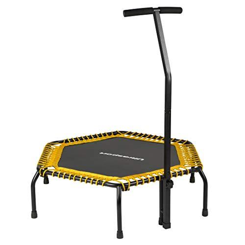 Fitness-Trampolin Test