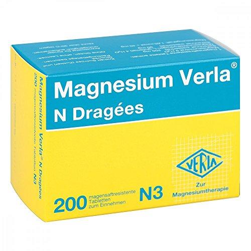 Magnesium-Tabletten Vergleich
