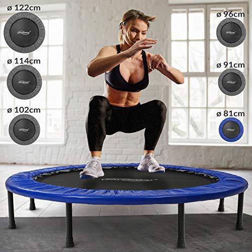 Fitness-Trampoline Vergleich