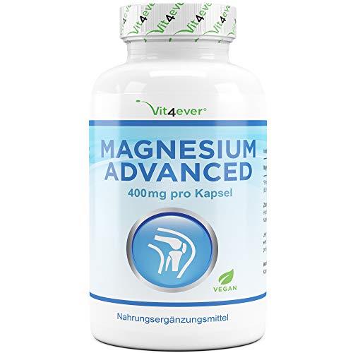 Die besten Magnesium-Tabletten