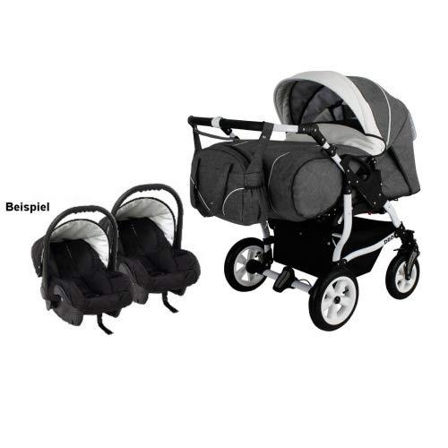 Zwillingskinderwagen Vergleich