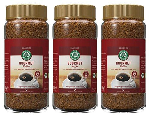 Lösliche Kaffees Vergleich