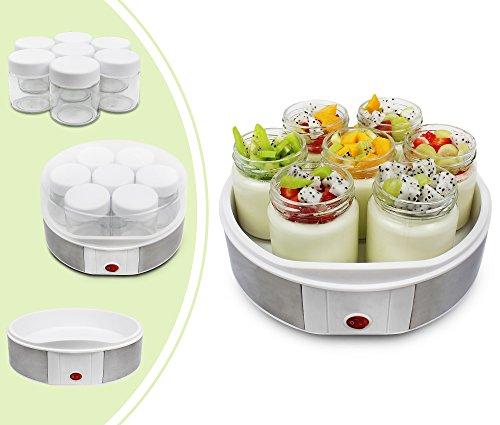 Joghurtbereiter Test und Vergleich