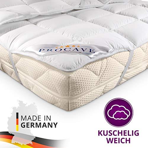 80x200 cm Matratzenschoner Topper Matratzen Auflage Matratzenauflage Unterbett