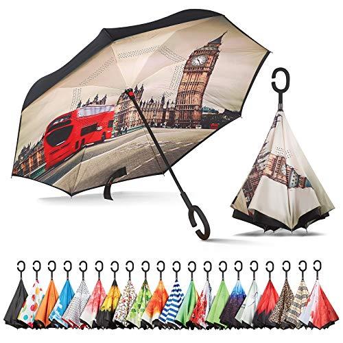 Der beste Regenschirm