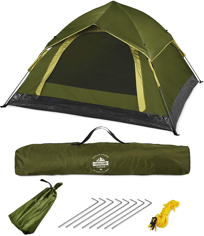 3-Personen-Zelte Test und Vergleich