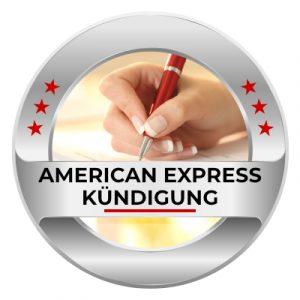 American Express kündigen