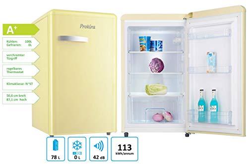 Retro-Kühlschränke Vergleich