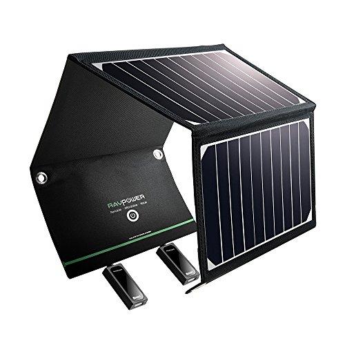 Solar-Ladegerät Test