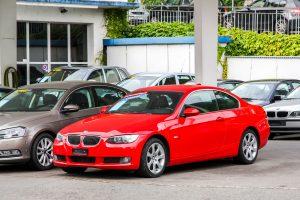 BMW Gebrauchtwagen Leasing