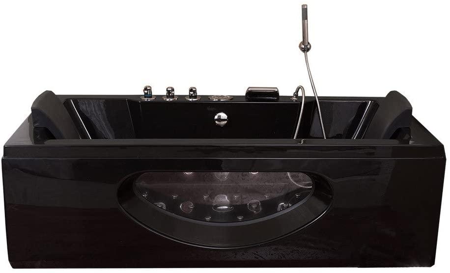 Whirlpool Badewanne Test und Vergleich