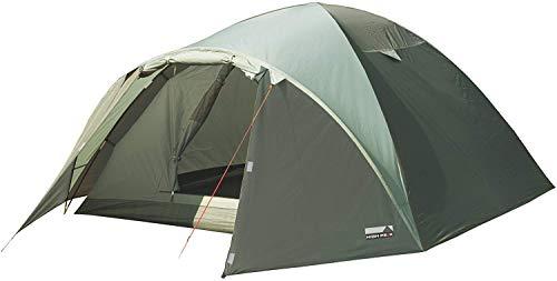 4-Personen-Zelt Test