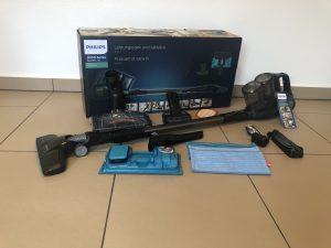 Philips XC8147/01 SpeedPro Max Aqua im Vergleich