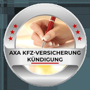 AXA Kfz-Versicherung kündigen