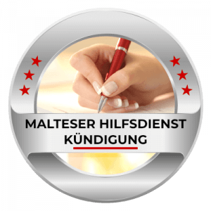 Malteser Hilfsdienst kündigen
