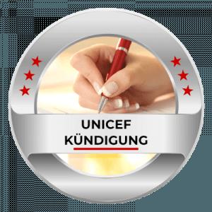 UNICEF kündigen