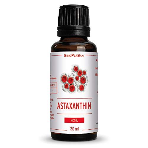 Das beste Astaxanthin-Präparat