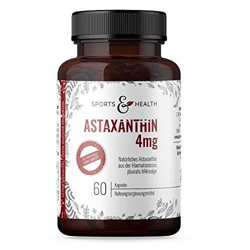 12 verschiedene Astaxanthin-Produkte im Vergleich – finden Sie Ihr bestes Nahrungsergänzungsmittel mit dem roten Farbstoff Astaxanthin – unser Test bzw. Ratgeber [jahr]