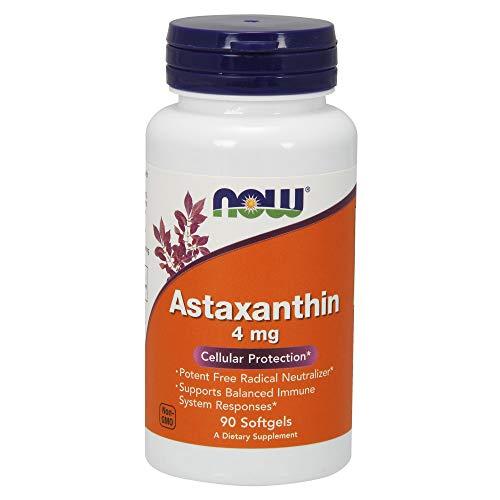 Astaxanthin Vergleich