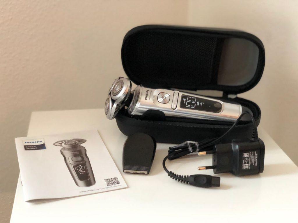 Philips Shaver S9000 Prestige komplett
