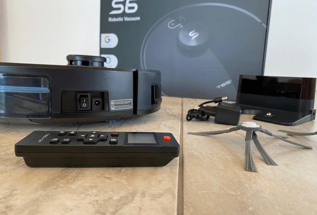 Tesvor S6 Saug-Wischroboter Details