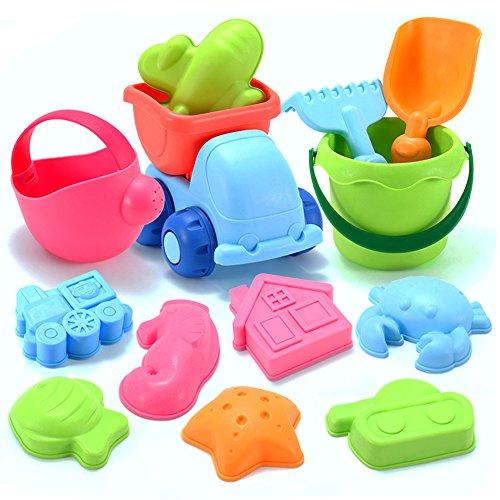 11 unterschiedliche Sandspielzeuge im Vergleich – finden Sie Ihr bestes Spielzeug zum Buddeln im Sand – unser Test bzw. Ratgeber [jahr]