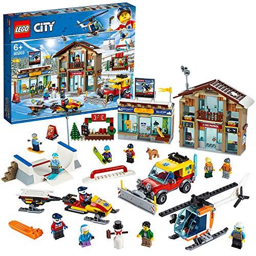 13 unterschiedliche Lego®-City-Modelle im Vergleich – finden Sie Ihr bestes Lego-City-Modell – unser Test bzw. Ratgeber [jahr]