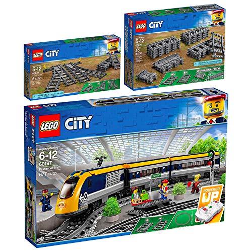 Lego-City-Modell Vergleich