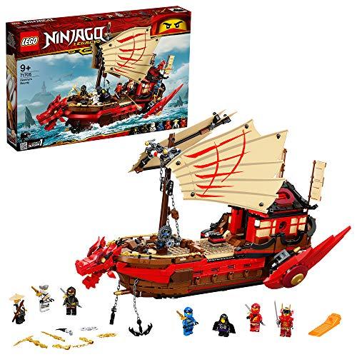 Lego Ninjago Vergleich