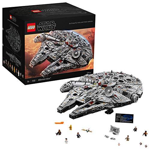 Lego Star-Wars Vergleich