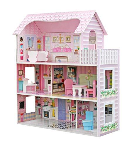 10 unterschiedliche Puppenhäuser im Vergleich – finden Sie Ihr bestes Puppenhaus für Ihren Nachwuchs – unser Test bzw. Ratgeber [jahr]