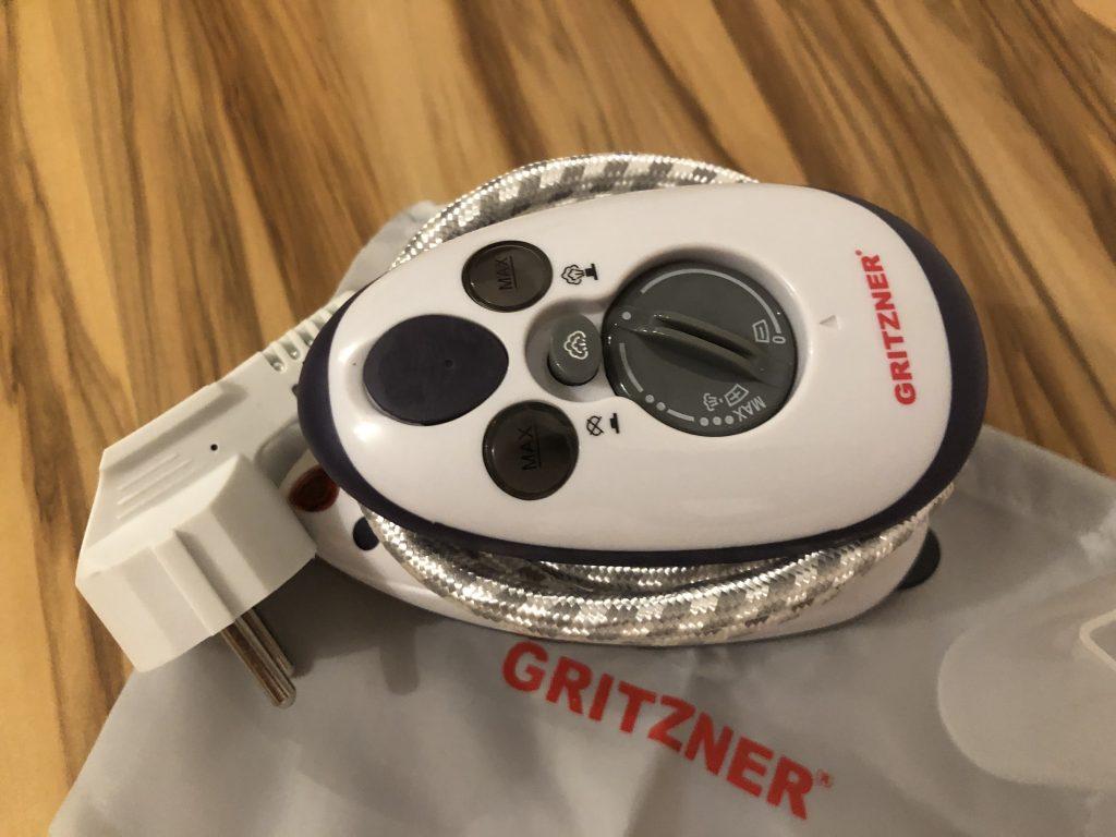 Reisebügeleisen von Gritzner