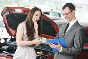 Auto verkaufen Test