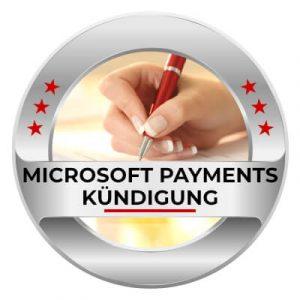 Microsoft Payments kündigen