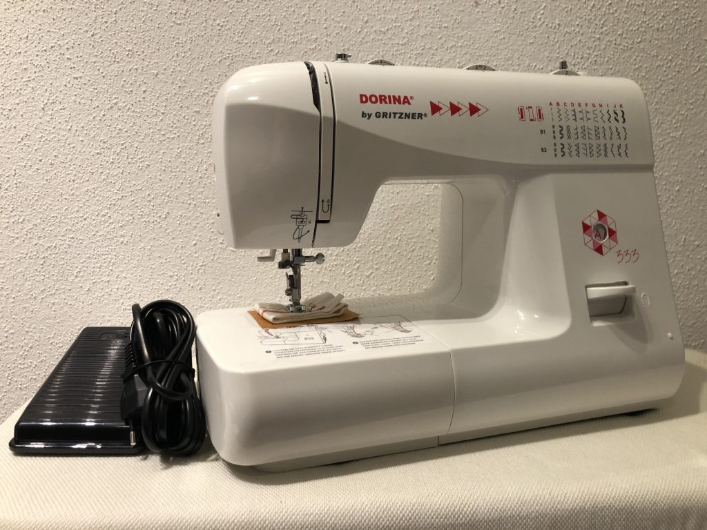 Gritzner Nähmaschine Dorina 333