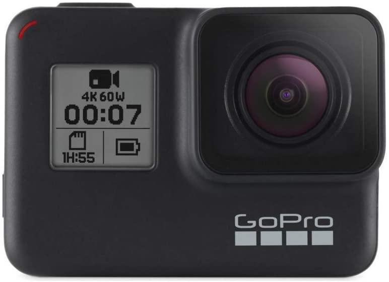 GoPro-Kamera Vergleich