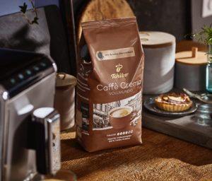 Tchibo Caffè Crema Vollmundig Kaffeebohnen