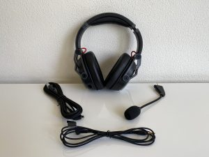 Teufel CAGE Gaming-Headset Front