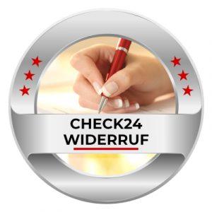 Check24 Widerruf